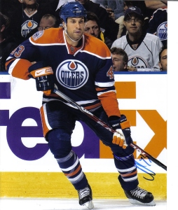 The Oiler days.